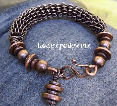 Simply Copper Bangle