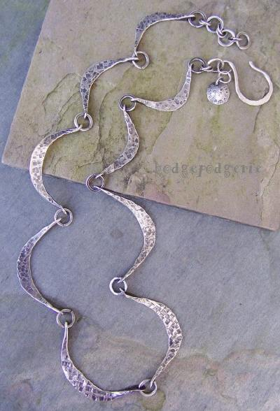 Urban Sterling Silver Necklace