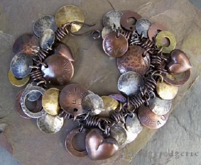 Heart and Soul Bracelet