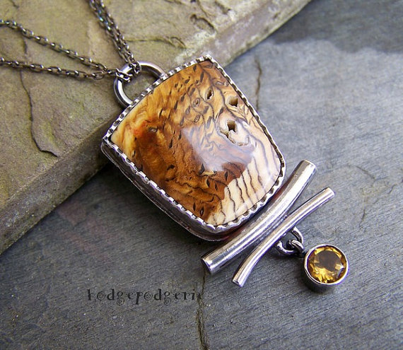 Lost Forest Necklace