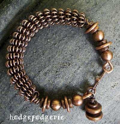 Simply Copper Bangle