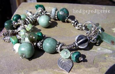 Stone Garden Bracelet