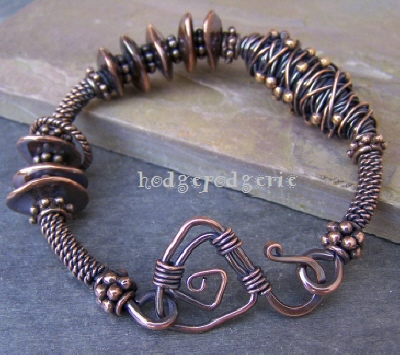Copper Bangle