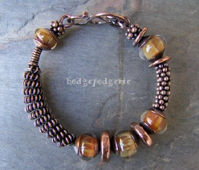 Copper Bangle Workshop