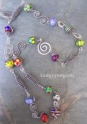 Funky Wire Necklace Workshop