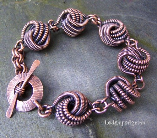 Twist of Fate Bracelet Workshop