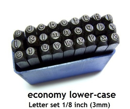 economy letter stamps